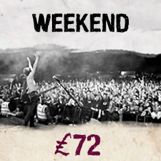 Weekend ticket 2013