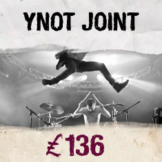 Y-Not Joint ticket 2013