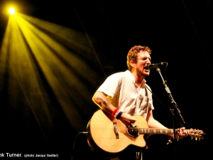 Frank Turner on the Cave 2013 - Jacqui Sadler