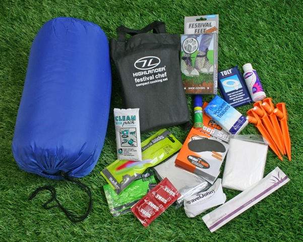 Win A Festival Survival Kit From Filithyfox Co Uk