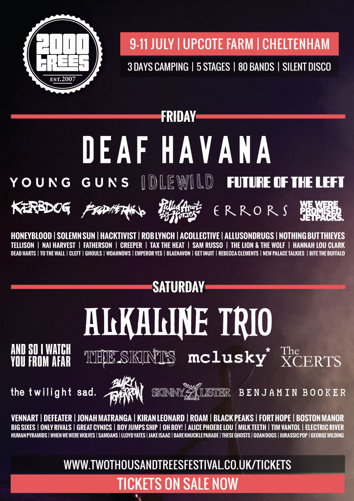 Line up Posters Day Splits Poster-01 · Line up