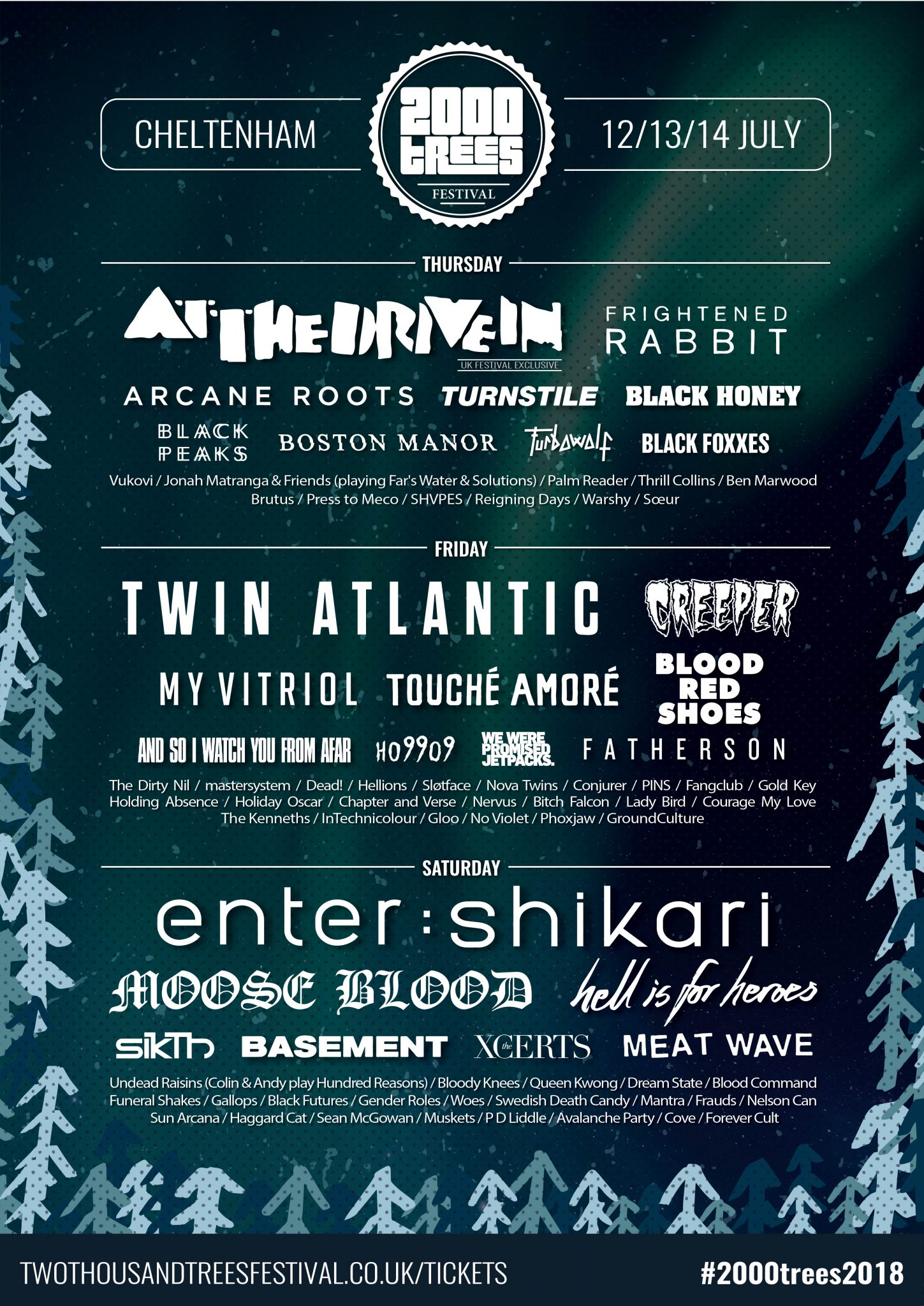 2018 | 2000trees Music Festival | Page 2